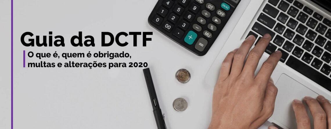 Guia da DCTF