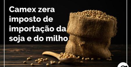 Camex-zera-imposto-de-importação-da-soja-e-do-milho