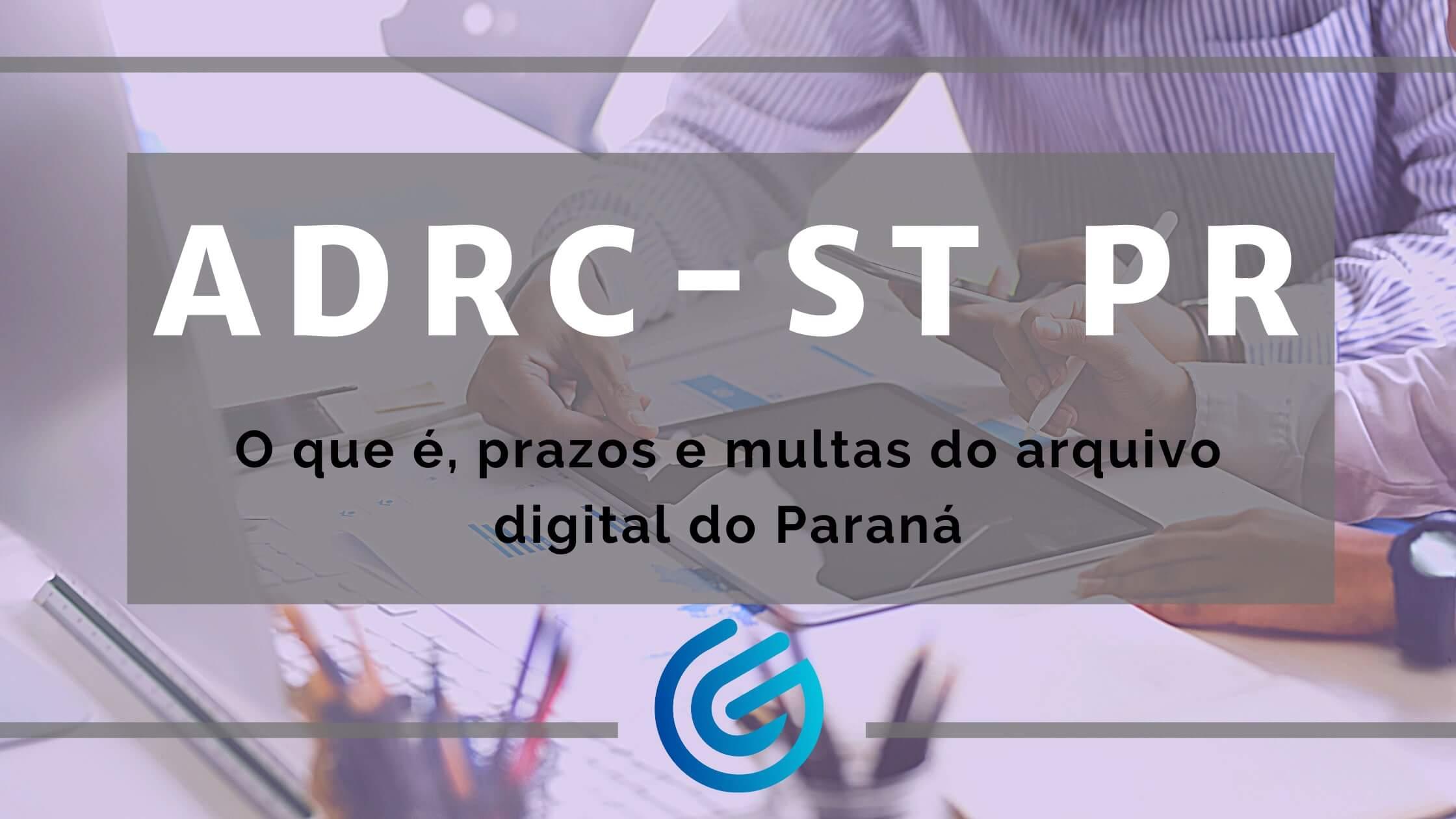 ADRC-ST-PR